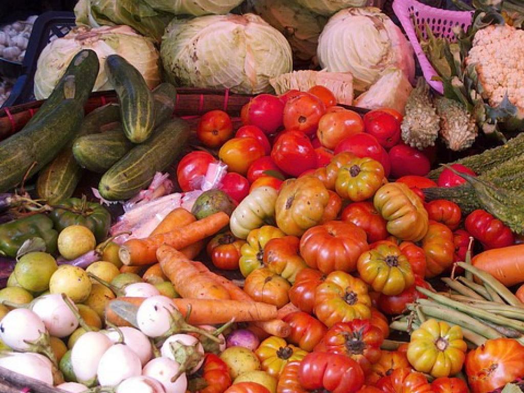 Овощи, пряности